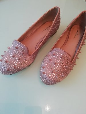 Starlet Slippers rose-gold-coloured