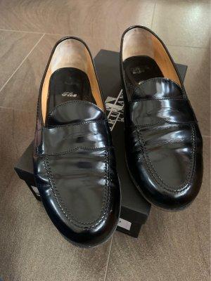 Truman's Pantofel czarny