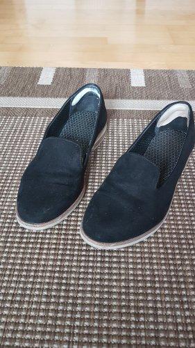 Deichmann Slippers black
