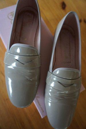 Pretty ballerinas Scarpa Mary Jane marrone-grigio
