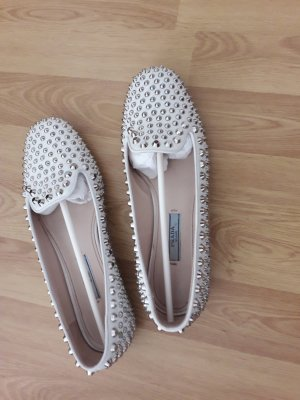 Loafers von Prada
