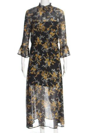 Loavies Blusenkleid Blumenmuster Casual-Look