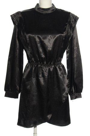 Loavies Blusenkleid schwarz Elegant
