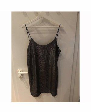 Loavies Glitzer Kleid Größe S