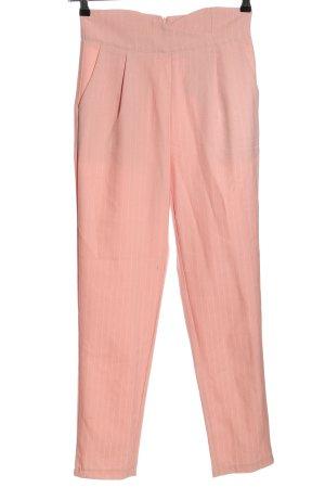 Loavies High-Waist Hose pink Casual-Look