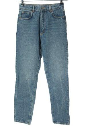 Loavies High Waist Jeans blau Casual-Look