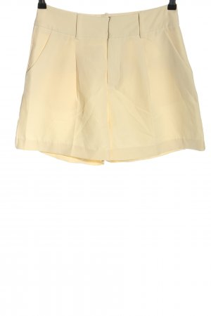 Loavies High-Waist-Shorts natural white casual look