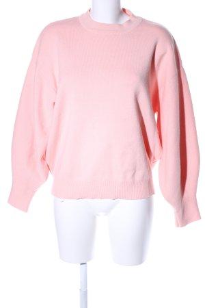 Loavies Strickpullover pink Casual-Look