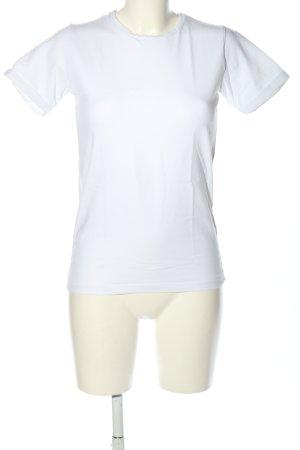 Loavies T-Shirt weiß Casual-Look