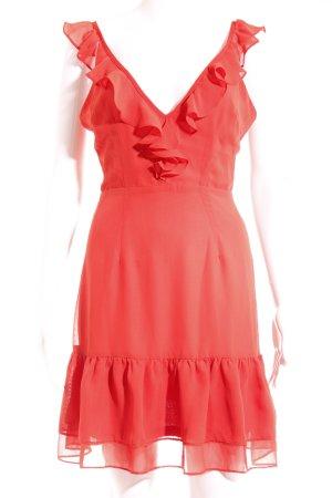 Loavies Trägerkleid rot Casual-Look