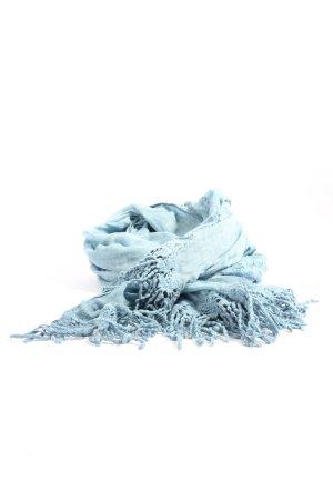 LOBERON Summer Scarf blue casual look
