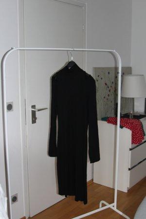 Locker fallendes Cut-Out-Kleid