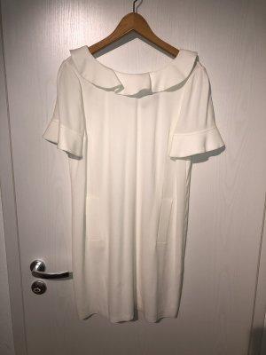 Locker fallendes Twinset Kleid