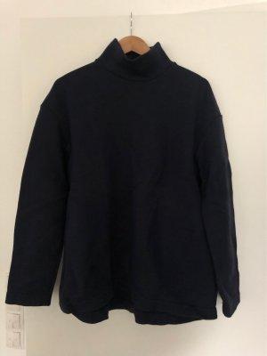 COS Jersey holgados azul oscuro
