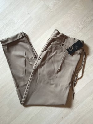 Only Pantalon large beige