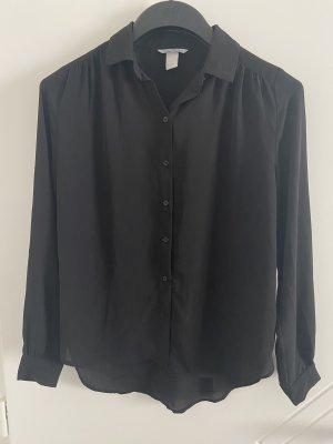 H&M Blouse-chemisier noir