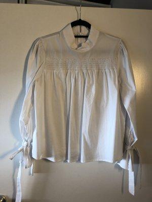 Glamorous Cols de blouses blanc-blanc cassé