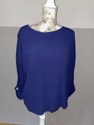 Esprit Bluzka oversize niebieski