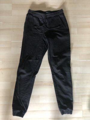 Adidas NEO Pantalón boyfriend gris antracita-negro