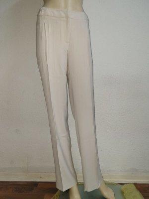 lockere Damenhose Stoffhose beige NEU Gr. 38