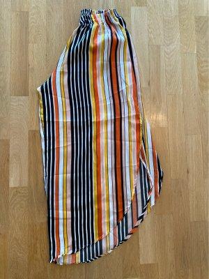 / Pantalon taille basse multicolore polyester