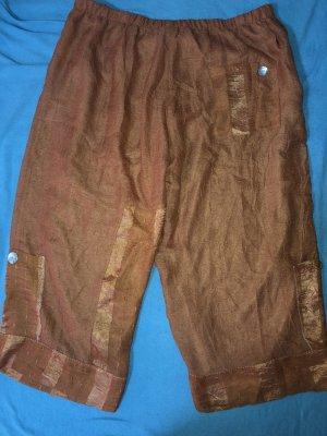 alexo Pantalon capri orange fluo-orange