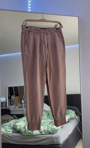 Marco Polo Cargo Pants rose-gold-coloured