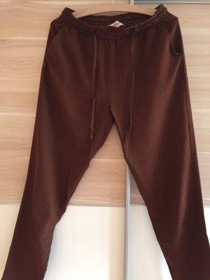 Kontatto Pantalone a 3/4 marrone