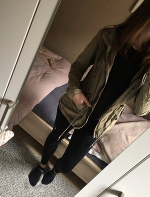 "Lockere Jacke im ""used look"""