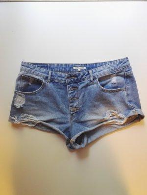 Lockere Jeansshorts