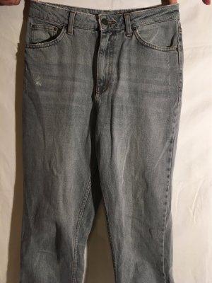 Lockere Mom-Jeans