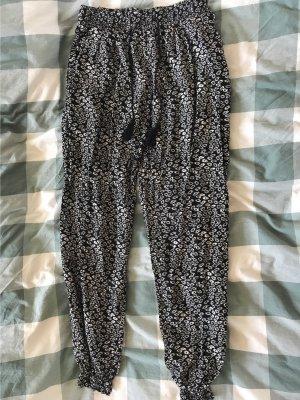 Colloseum Pantalone alla turca nero-bianco