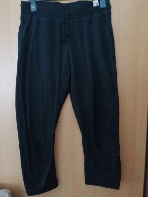 Adidas Pantalón tipo suéter negro