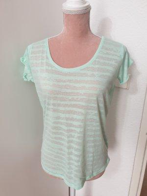 lockere T-Shirts in Pastellfarben