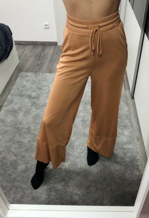 Asos Flares camel-gold-colored