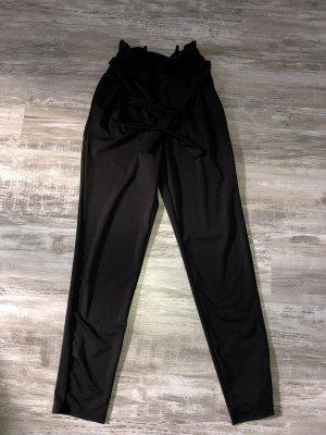 Amazone Pantalón tipo suéter negro