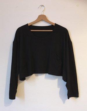 Bodysuit Blouse black cotton