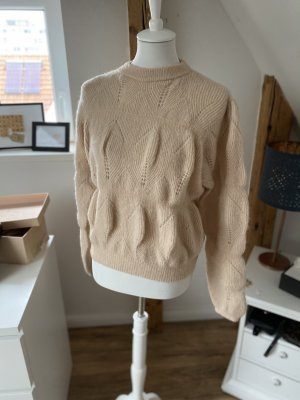 & other stories Jersey de lana beige claro-beige