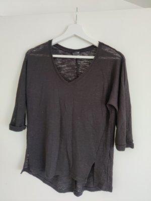 lockerer schwarzer Pullover Größe XS Gina Tricot