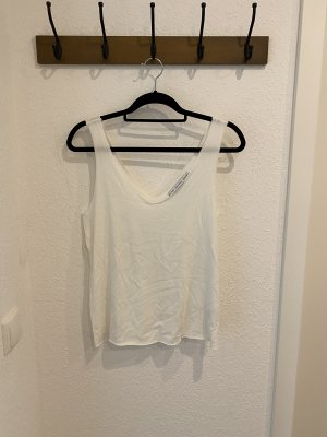 & other stories Top basic bianco