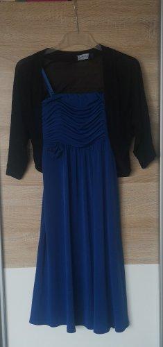 Lockeres elegantes Kleid mit feinem Bolero