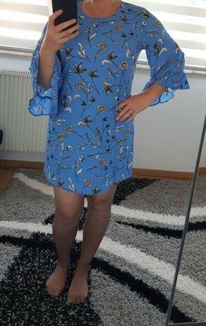 Lockeres Kleid Gr. 40 (L) Only Rüschen Oversized basic minikleid casual