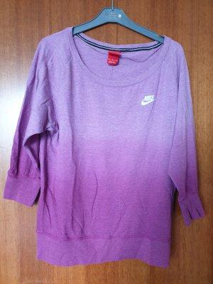 Lockeres Nike Langarm Shirt