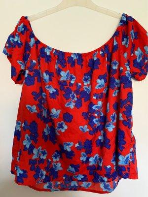 Primark Camisa tipo Carmen multicolor
