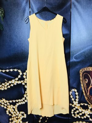 someday High Low Dress yellow