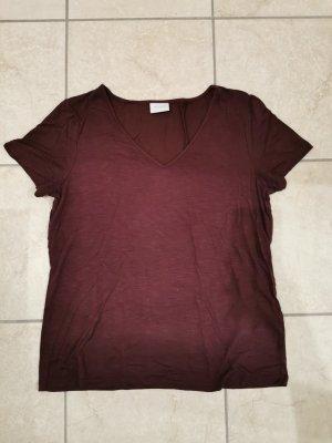 lockeres V-neck Shirt