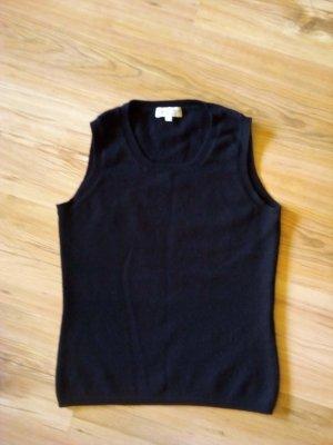 Lodenfrey Fine Knitted Cardigan black