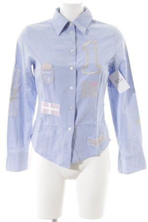 Lodenfrey Camicia blusa multicolore stile casual