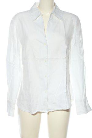 Lodenfrey Camicetta a maniche lunghe bianco stile professionale