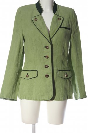 Lodenfrey Knitted Blazer khaki casual look